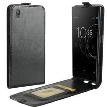 WIERSS Flip leather case for Sony Xperia XZ3 XZ1 XZ2 Compact XA1 Plus Dual for Sony Xperia XA2 Ultra XA2 Plus Wallet Cover cases защитное стекло mobius sony xperia xa2 plus черный