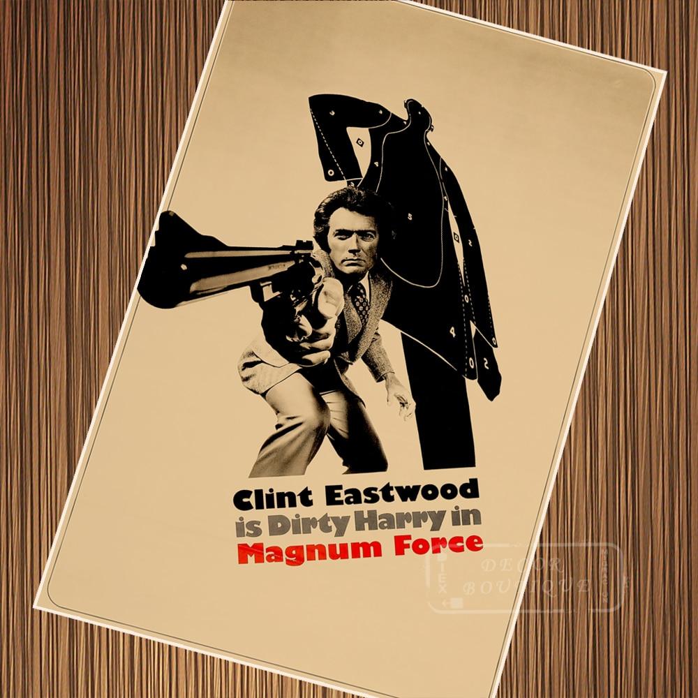Neo Noir Movies: Magnum Force (1973) Classic Movie Neo Noir Film Retro