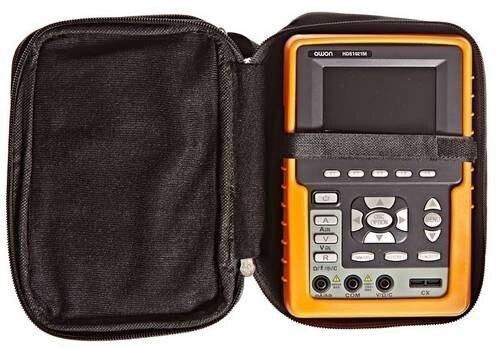 Fast arrival Owon HDS1021M HDS Handheld Digital Storage Oscilloscope 20 MHz 1 Channel 100MS/s Multimeter owon hds1021m digital storage oscilloscope dso 1 channel 20 mhz scopemeter 100 msa s
