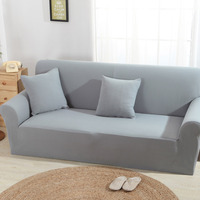 New Product Knitting Sofa Cover Sofa Slipcover Single Two Three Four Seater Stretch Sofa Couch Cover