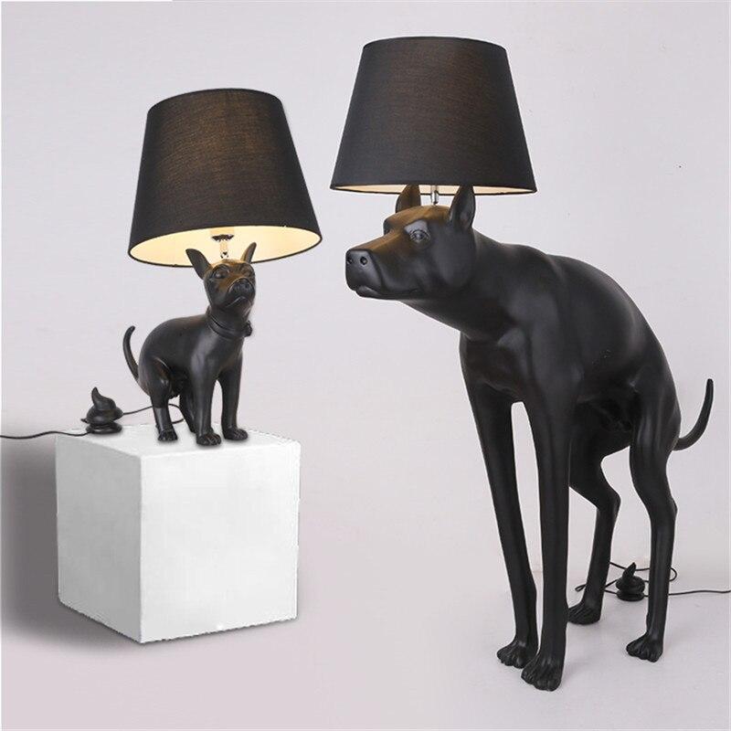 Animale personalità creativa lampada da tavolo grande Dan lampada da ...