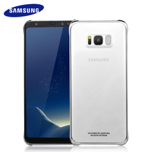 SAMSUNG Original Clear Cover for Samsung Galaxy S8 S8Plus
