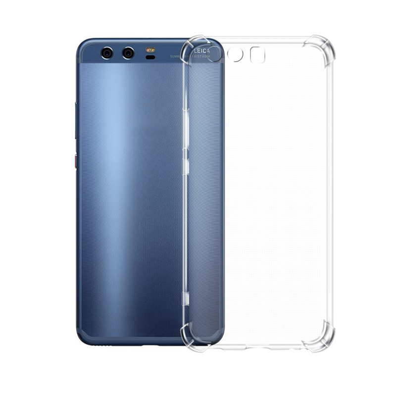 360 Degree Full Protect Back Cover Protective Shell High Quality Soft Phone Case for Huawei P10 Smartphone