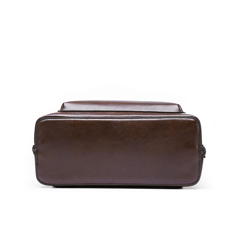 HTB1.29WXjnuK1RkSmFPq6AuzFXag 2018 Women Backpack high quality PU Leather Fashion Backpacks Female Feminine Casual Large Capacity Vintage Shoulder Bags
