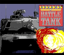 Battle Tank 16 bit MD Game Card For Sega Mega Drive For SEGA Genesis