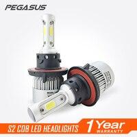 PEGASUS Car Headlight H1 H3 H4 H7 H11 HB3 9005 HB4 9006 HB1 9004 HIR2 9012