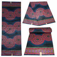 Super wosk JAVA tkaniny tkaniny woskiem afryki ankara suknie dla kobiet w odzież afrykańskiego wosku drukowania tkanin 6 stoczni/kawałek & Jem05
