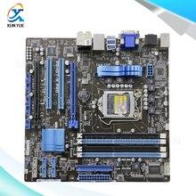 For Asus P8P67-M PRO Original Used Desktop Motherboard For Intel P67 Socket LGA 1155 For i3 i5 i7 DDR3 32G SATA3 USB3.0 uATX