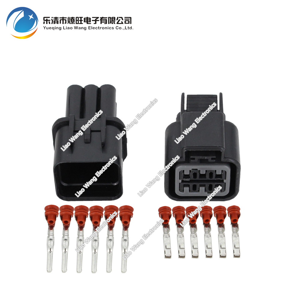 5 Sets Waterproof Connector Automotive Wire Harness Connector Connector  Terminal Block Connector Wire DJ70610Y 2.2 11/21-in Connectors from Lights  ...