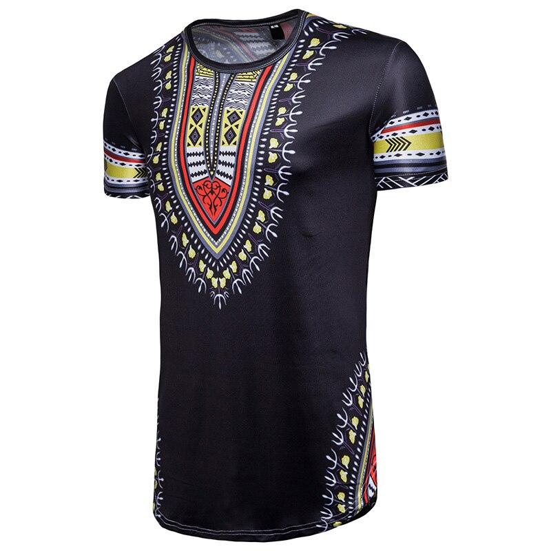 Dashiki t-shirt 3d