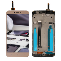 Screen With Frame For Xiaomi Redmi 4X Lcd Touch Display Assembly Digitizer Parts With Tools For