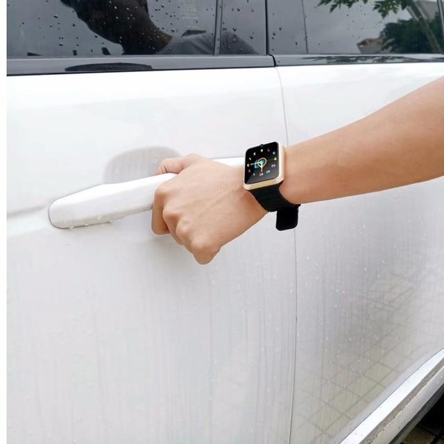 New Smart Watch men 3G Wifi Sport Fitness Tracker casual women clock Waterproof Camera LBS location SD memory card watches V7W