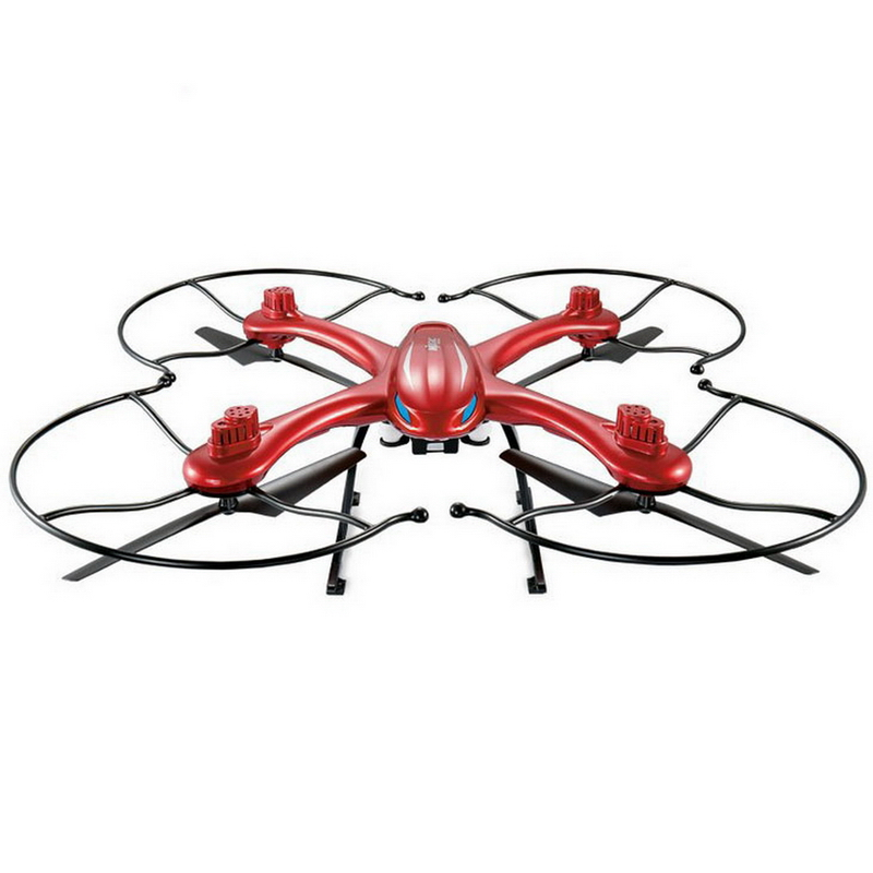Newest MJX X102H RC Quadcopter One Key Return Altitude Hold Drone Camera Is Not Included радиоуправляемый инверторный квадрокоптер mjx x904 rtf 2 4g x904 mjx