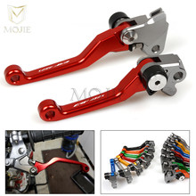 For Honda CRF 450X CRF450X CRF450 X 450 2005-2016 Motorcycle CNC Pivot Brake Clutch Levers Dirt Bike Motocross