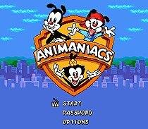 Animaniacs 16 bits MD Carte de Jeu Pour 16 bit Sega MegaDrive Genèse jeu console