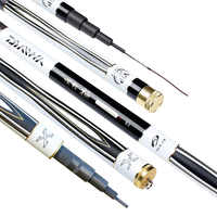 3.6m 4.5m 5.4m 6.3m 7.2m Carp Fishing Rod Carbon Feeder Rods Telescopic Fishing Pole Fishing Tackle A044