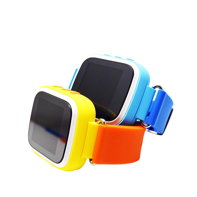 Q70 New Kid Smart Watch Wristwatch SOS Call Location Device Tracker for Kid Safe Anti Lost Monitor Baby Gift