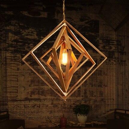 Chinese Style Decoration Pendant Light Fixtures Edison Vintage ...