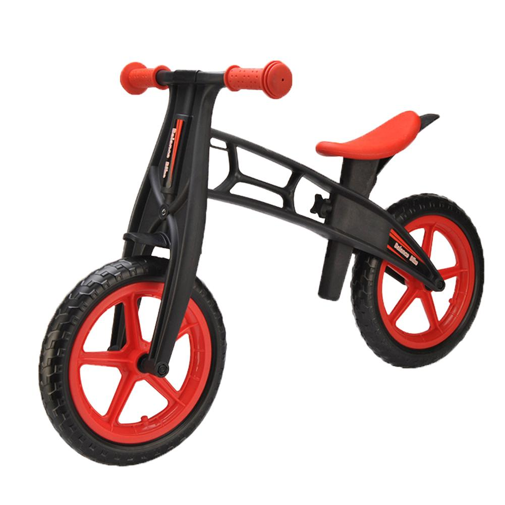 12 Inch Sport Aluminum Balance Bike Toddler Without Pedals For 2 - 6 Year Old - (Red/Green/Orange) 1