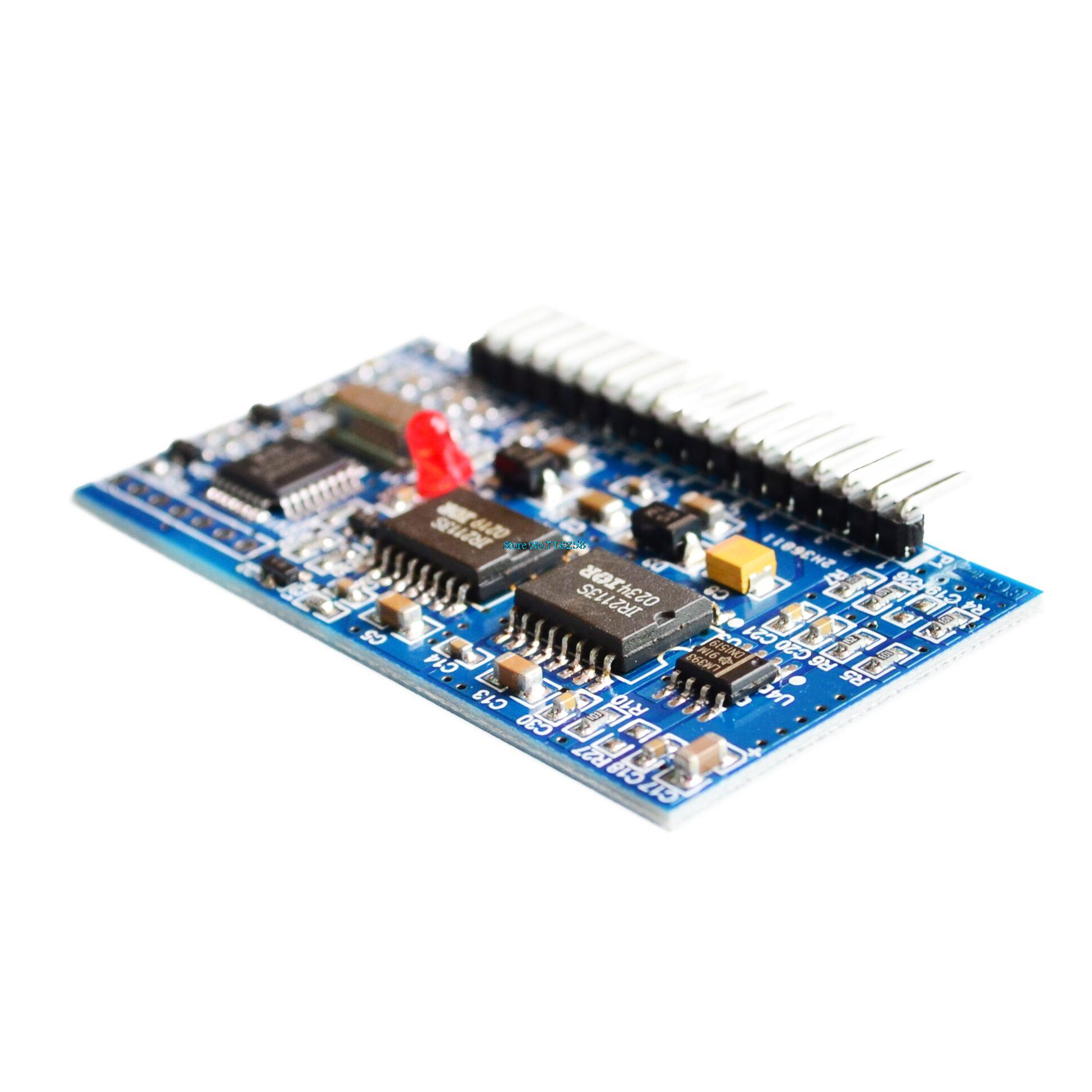 """Image 3 - Pure Sine Wave Inverter Driver Board EGS002 """"EG8010 + IR2110"""" Driver Module +LCD-in Integrated Circuits from Electronic Components & Supplies"""