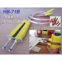 SUNKKO 709A Spot Welder HB 71B Lithium lipo pouch Battery Welding Pen + 5Pair Small Welding Pin