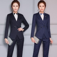 Women Business Suits Women's Pants/Skirts Suit slim Suit Jackets with Pants/Skirts Office Ladies Formal OL Pants/Skirt Work Sets