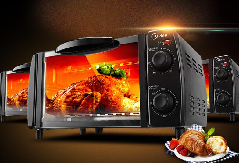 T1-L101B versatile toaster oven temperature control mini home baking small cakes ж держатели в автомобиль