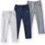 Venta al por menor Nuevo algodón del otoño del resorte niños pantalones niños Niñas Pantalones Niños pantalones Deportivos pantalones Harem Ocasional Caliente 5-15 T años