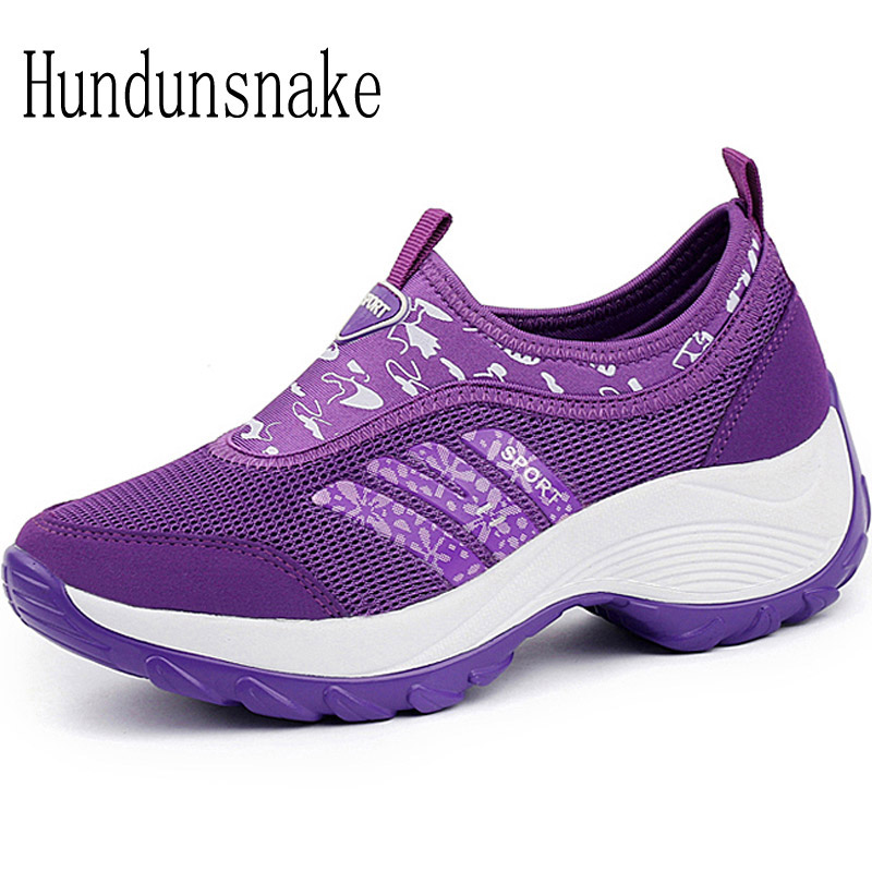 Hundunsnake Platform Sneakers Women Barefoot Shoes Women Trainers Running Shoes Ladies Shoes Sport Female Krasovki Gumshoes T183