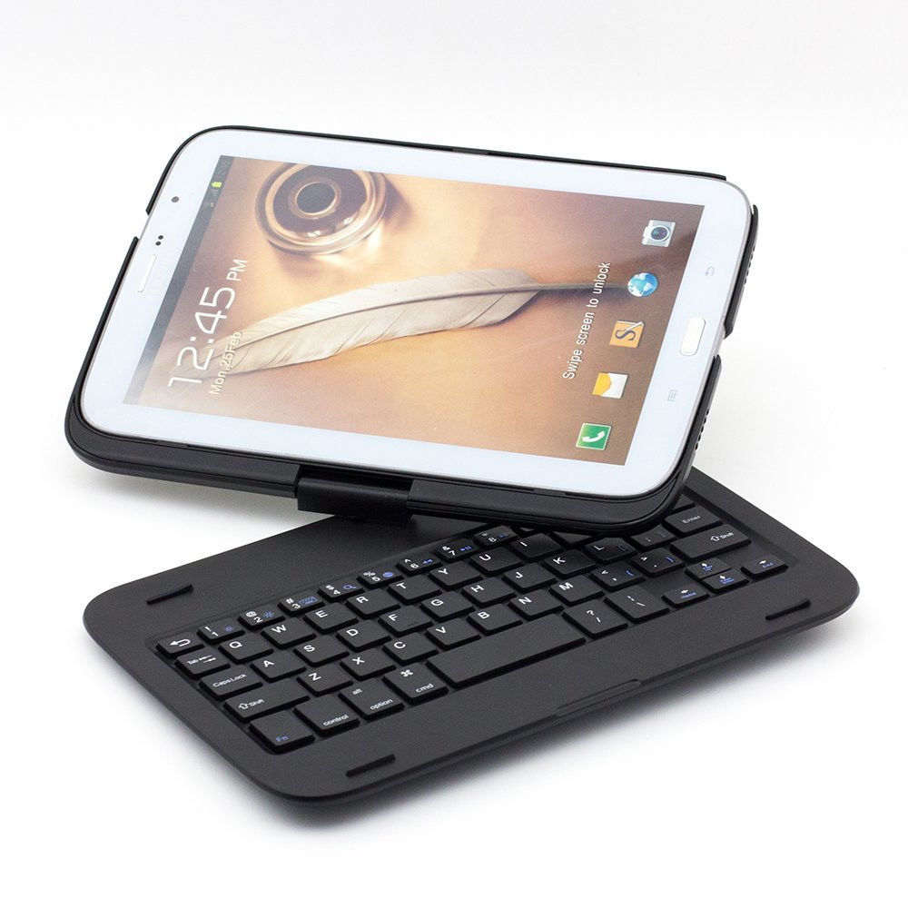 360 degree Rotating Bluetooth Keyboard Case Stand for
