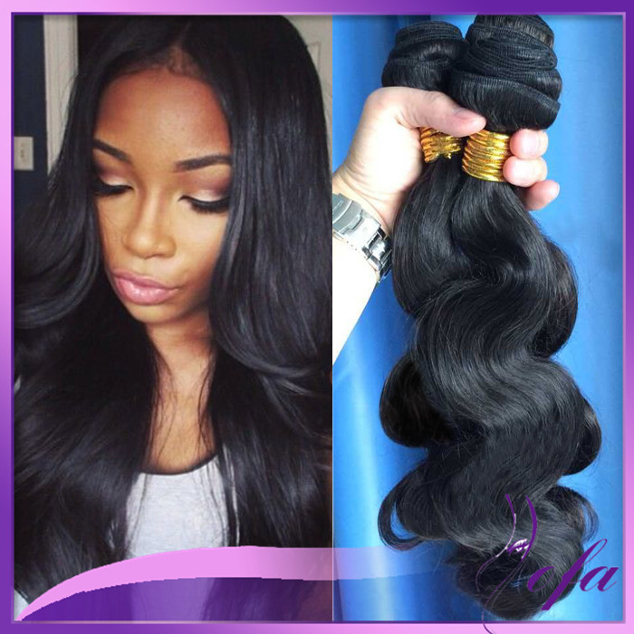Malaysian Hair Weave Sew In Hair Extensions