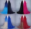 hot selling new design printed Gradient pearl viscose scarf shawls/scarf  female muslim hijab spring scarves/ pashmina 20pcs/lot