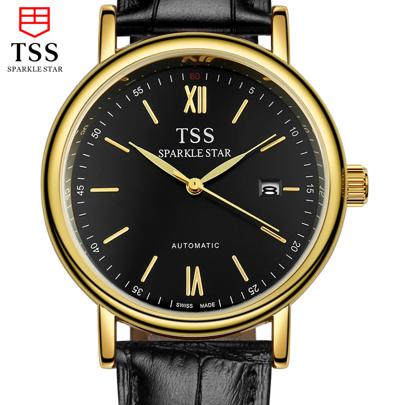 TSS japan MIYOTA Quartz movement days thinking watch male Korean version waterproof male watch men simple 2017 fashion trend men s casual watches men s watch students quartz watch waterproof business watch fashion trend korean version of the watch