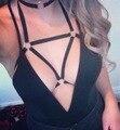 Black Bra Harness Belt Cage body Harness Lingerie sexy cage bra underwear body harness bra suits for women club wear mens exotic