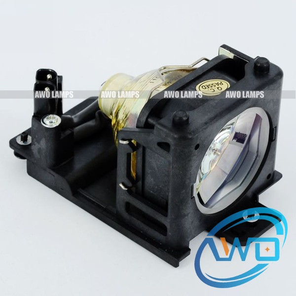 DT00701/CPRS55LAMP Compatible lamp with housing for HITACHI CP-RS55 CP-RS56 CP-RS56+ CP-RS57 CP-RX60 CP-RX60Z RX61/RX61+,PJ-LC7