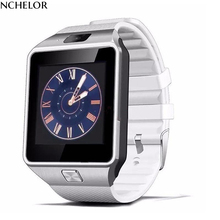 New Smart Watch dz09 With Camera Bluetooth WristWatch SIM Card Smartwatch For Ios Android Phones Support Multi languages