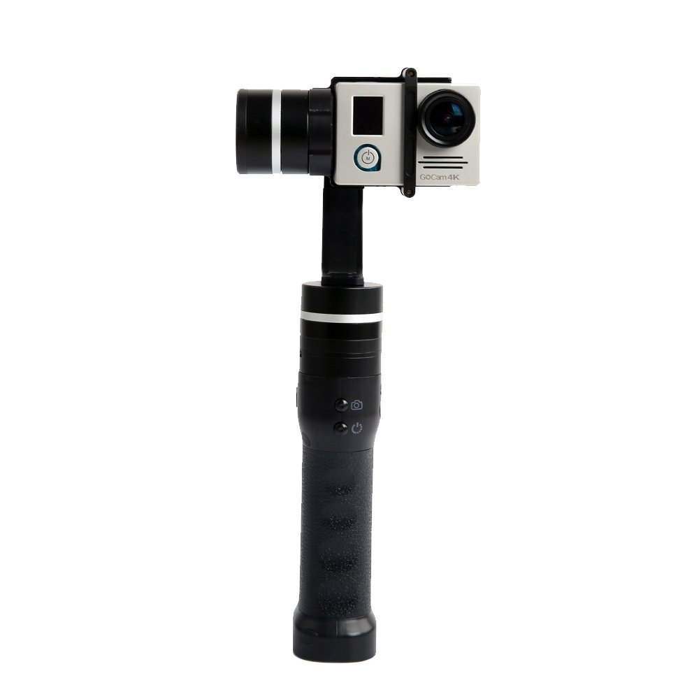 BeStableCam HORIZON Handheld Gimbal HG3 360 Degree Rotation Gimbal for GoPro HERO 4 3+ HERO3 Xiaomi yi SJ Action cameras F19341 [hk stock][official international version] xiaoyi yi 3 axis handheld gimbal stabilizer yi 4k action camera kit ambarella a9se75 sony imx377 12mp 155‎ degree 1400mah eis ldc sport camera black
