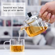 Samadoyo tea pot  High-borosilicate Glass Teapot Kung Fu Teapot S048C 470ml samadoyo чайник glass tea pot 0 9 л s 095 samadoyo