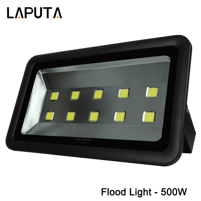 10pcs led flood light waterproof 500w ip65 floodlight led reflector 10pcs led flood light waterproof 500w ip65 floodlight led reflector outdoor lighting best led light for audiocablefo