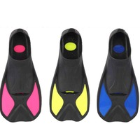Children Swimming Fins Mermaid Swim Fin Swimming Foot Training Shoes Tail For Swimming Fins Underwater Hunting
