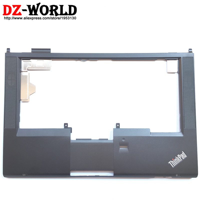 New Original for Lenovo ThinkPad T430 T430i Keyboard Bezel Palmrest Cover without Click with Fingerprint Hole 04W3691 все цены