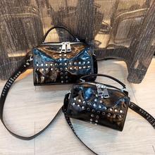 Kafunila Real Cow Leather Ladies Women Genuine Leather Handbag High Quality Designer Luxury Brand Boston Shoulder Crossbody Bag цена и фото