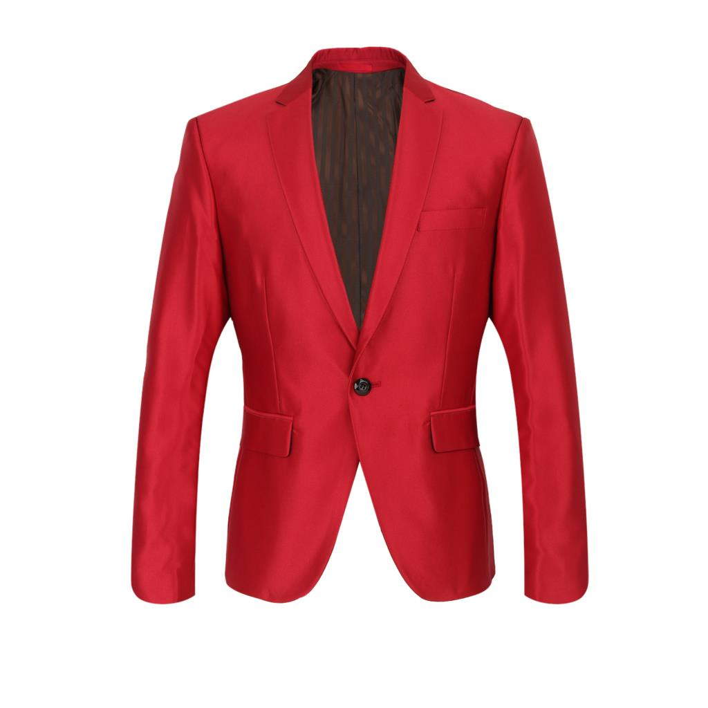 Online Buy Wholesale red blazer men from China red blazer men ...