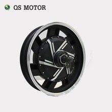 QS Motor 17inch 8000W Electric Motorcycle Kit / E kit Conversion Kits
