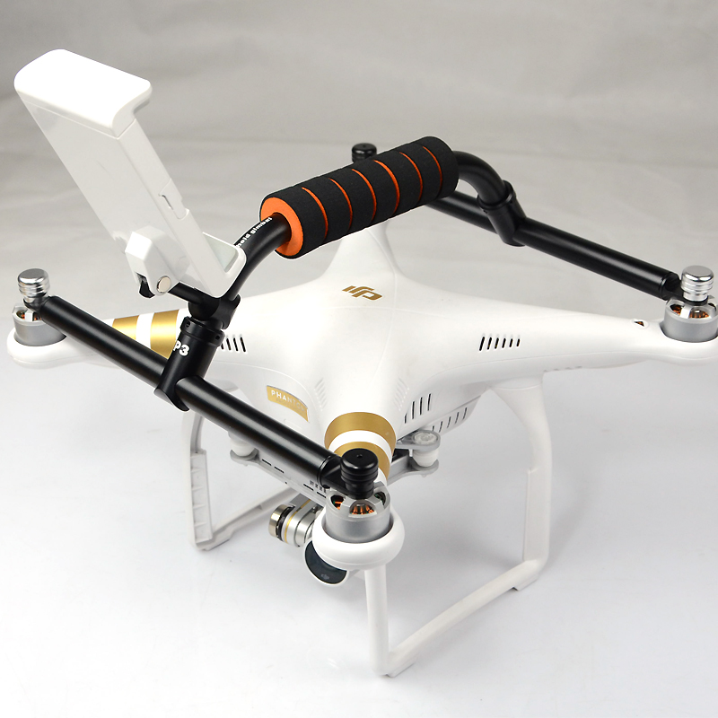 CNC Alloy P3 Handheld Gimbal Stabilizer for DJI Phantom 3 ...