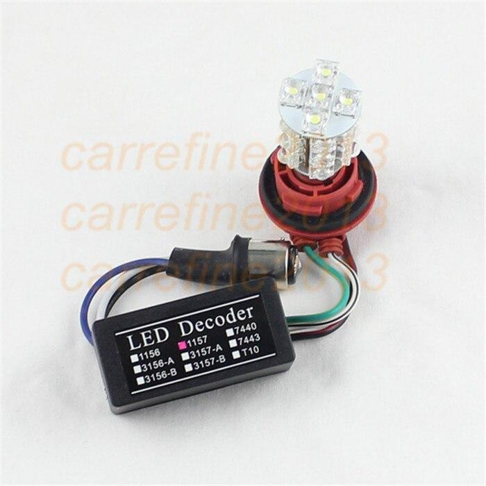 Rockeybright 1157 BAY15d P21 / 5W 1034 1130 LED Զգուշացում - Ավտոմեքենայի լույսեր - Լուսանկար 5