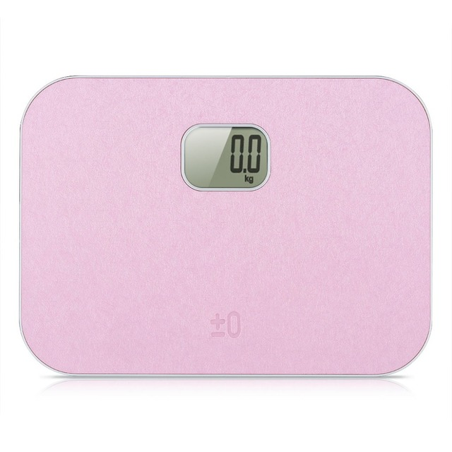 Portable Precision Body Fat Scales Electronic Personal Scales Bathroom  Weight Scales Home Use With LCD Display
