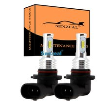 цены 2pcs Superb Bright HB4 LED 9006 LED Fog Lights bulb 9005 HB3 LED Bulbs 3570 CSP Car Lamp LED 6500K  DRL 72W DC12V-24V 1000Lm