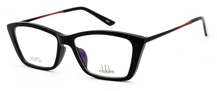 oculos de grau  bk+red