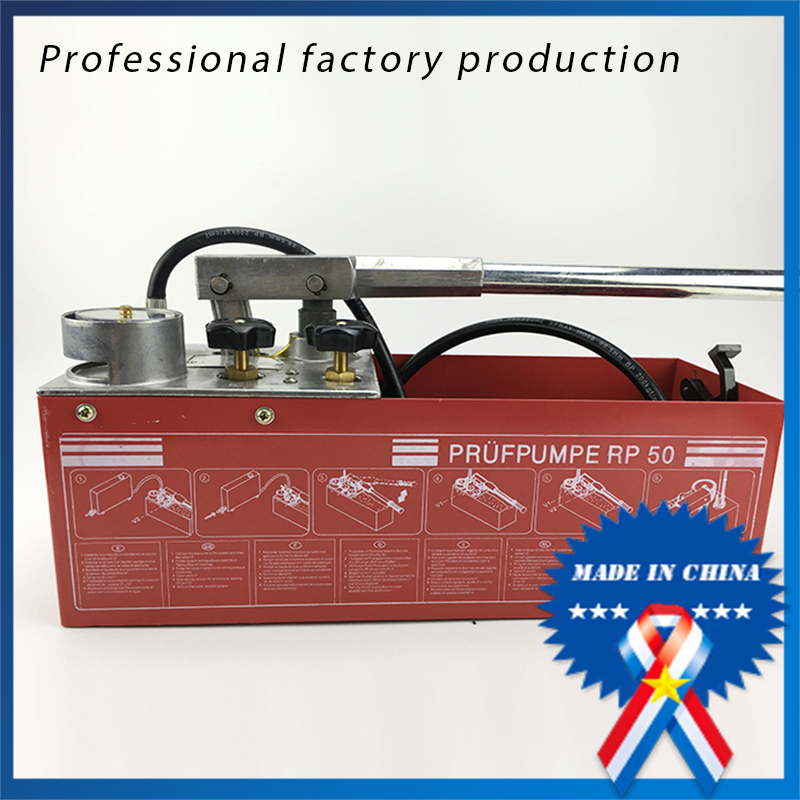 free shipping Exports Model 50kg Hand Test Pump
